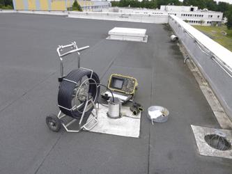 Caméra pro pour inspection canalisation